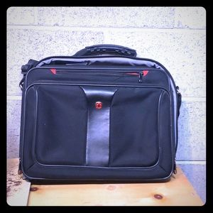 Swiss Gear Messenger Travel Laptop Bag